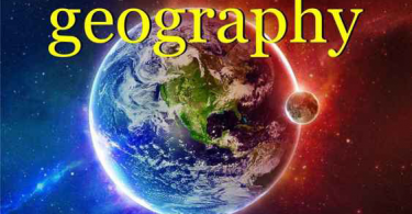 WORLD GEOGRAPHY Objective Book